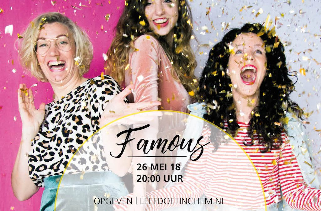 Famous 26 mei