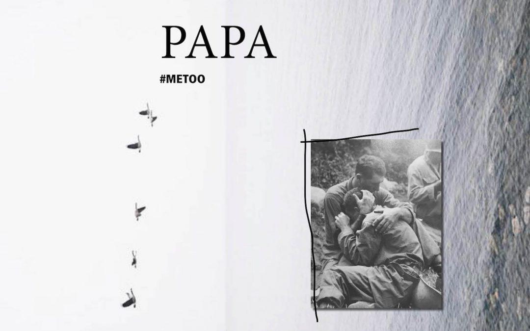 08/07/2018 ROBERT VAN HARTEN / PAPA #METOO: HOE ZOU HET ZIJN VOOR DE VADER