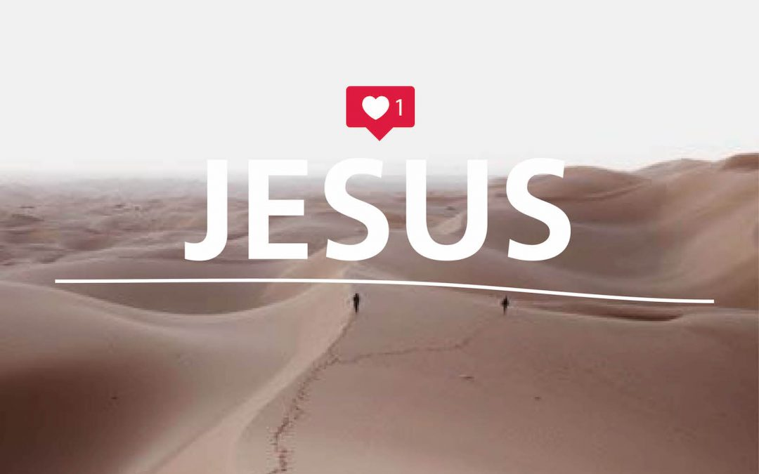 14/10/2018 FEIKO REITSEMA / LIKE JESUS: BE LIKE JESUS