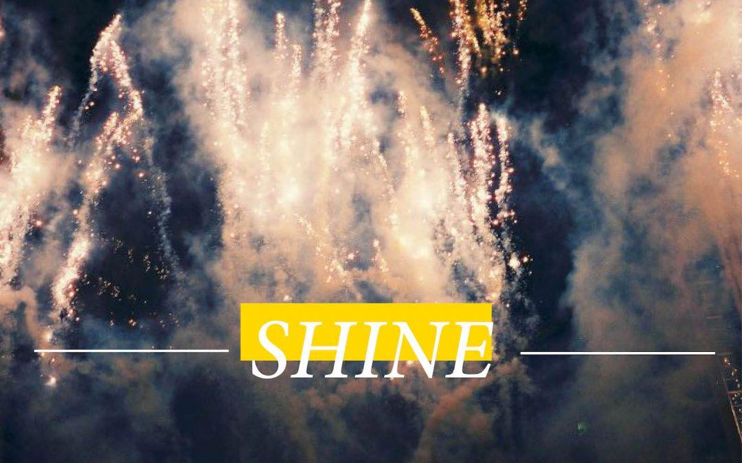 09/12/2018 KLAAS KLEIN / SHINE: STA OP EN SCHITTER!