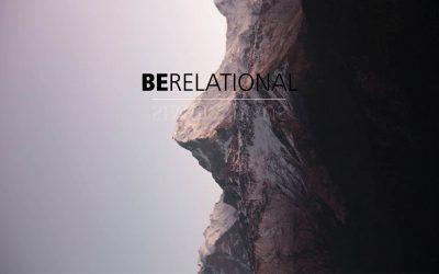 02/06/2019 ANNEMIEK REITSEMA / BE: BE RELATIONAL