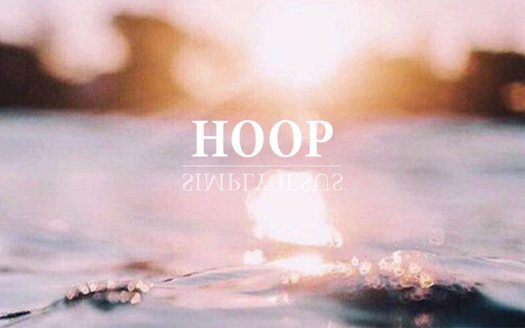 01/09/2019 KLAAS KLEIN / HOOP: EEN HOOP DIE ZEKER IS