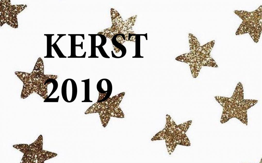 22/12/2019 FEIKO REITSEMA / KERSTDIENST: STER!