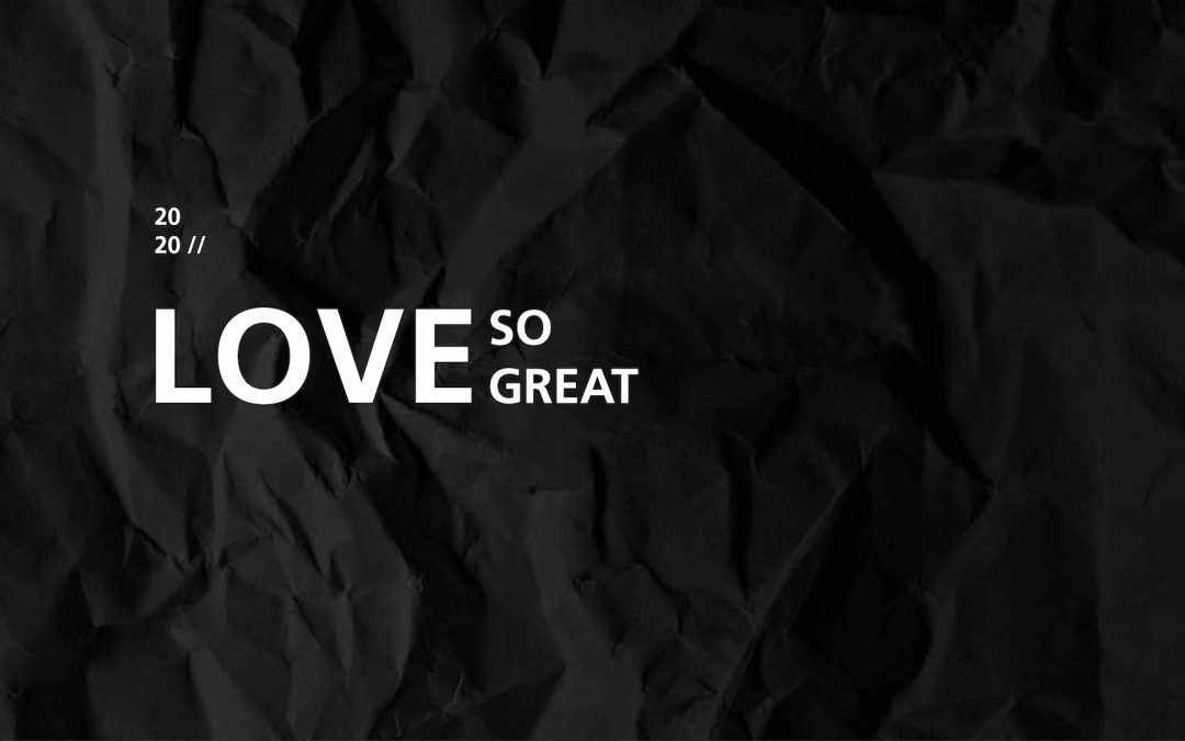 23/02/2020 FEIKO REITSEMA / LOVE SO GREAT: HELDEN ZORGEN VOOR ANDEREN