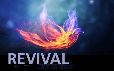 29/03/2020 FEIKO REITSEMA / REVIVAL: DOOR DE KRACHT VAN JEZUS