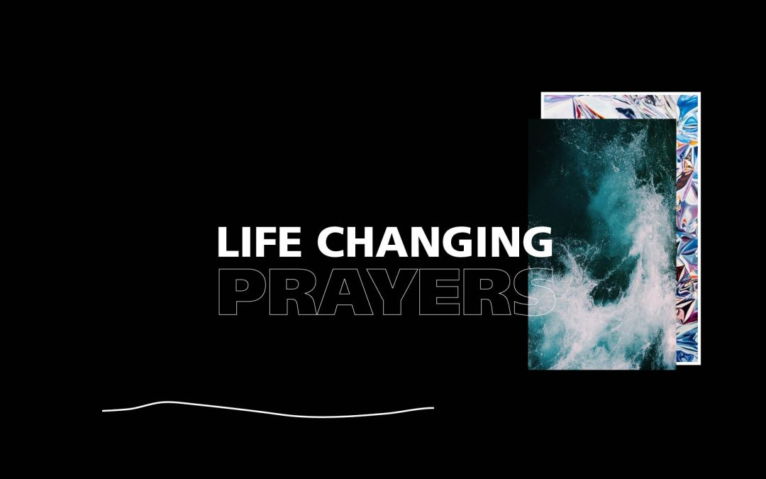 19/07/2020 FEIKO REITSEMA : LIFE CHANGING PRAYERS – DEEL 1