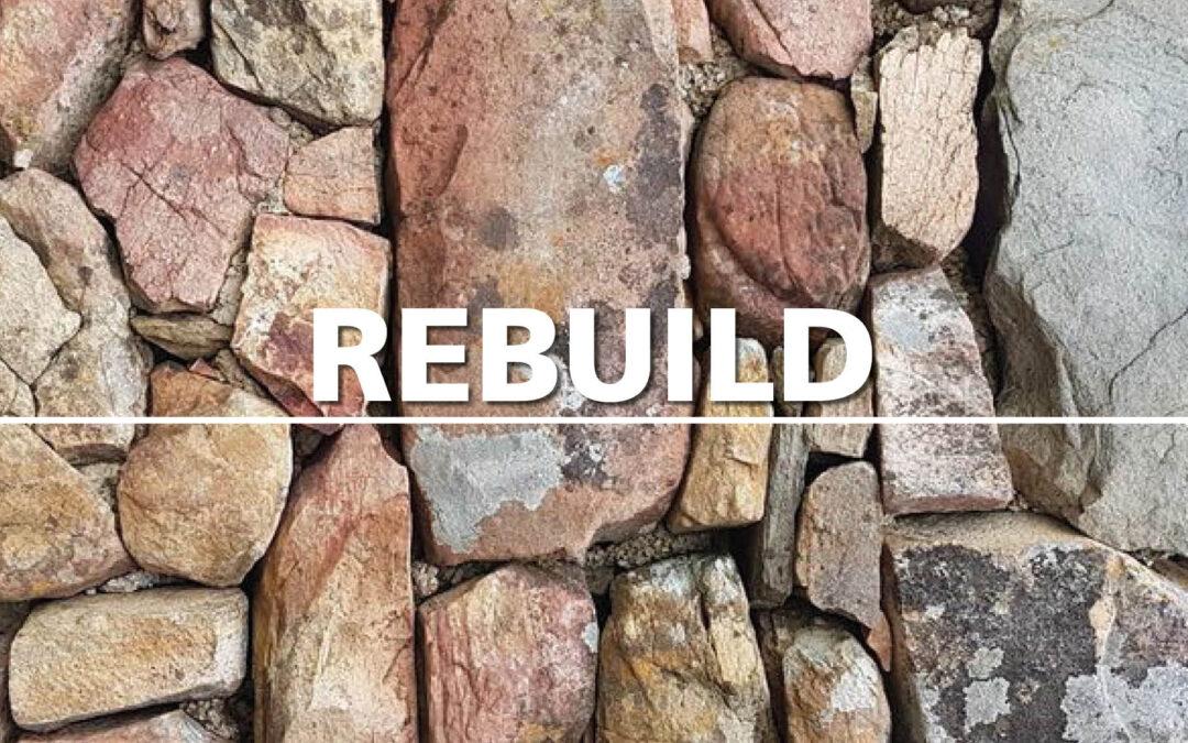 24/10/2021 ANNEMIEK REITSEMA/REBUILD:HET IS NIET WAT JE ZIET!